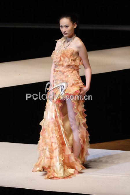 2006届东华大学服装设计毕业生作品大赛
