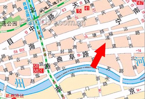 襄阳路,迪美的许多店家都是到七浦路去拿货的