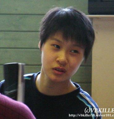 赵蕊蕊攀上中国体坛美女榜巅峰