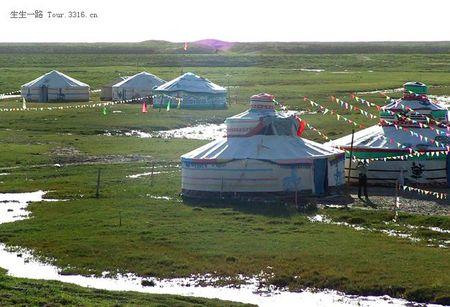 [图]青藏线西宁至拉萨旅游沿途景点