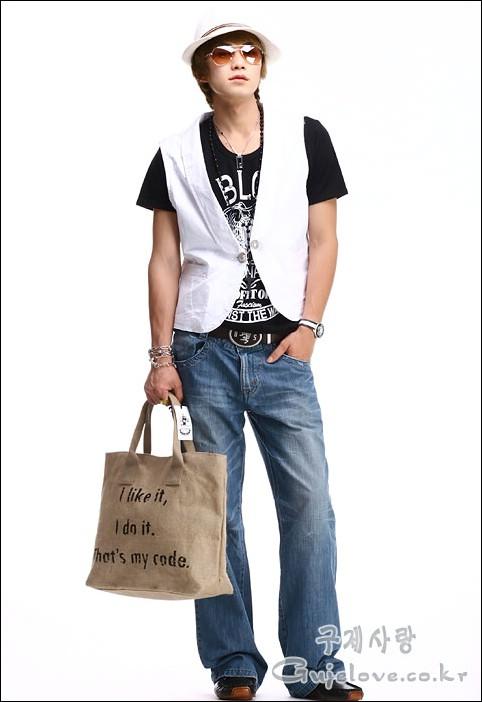 韩国时尚男孩