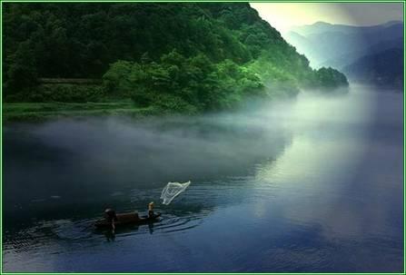 渔舟唱晚 - 云游老道  - 崂山隐士的茅庐